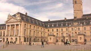 Dijon France • The Impressive Notre Dame de Dijon and Local Dijon Mustard Shops