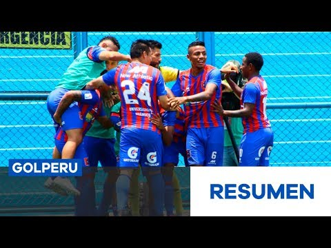 U. San Martin Alianza Huanuco Goals And Highlights