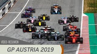 Resumen del GP de Austria - F1 2019