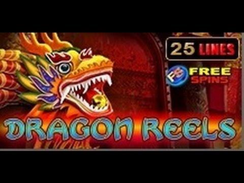 Dragon Reels - Slot Machine - 25 Lines + Bonus - YouTube
