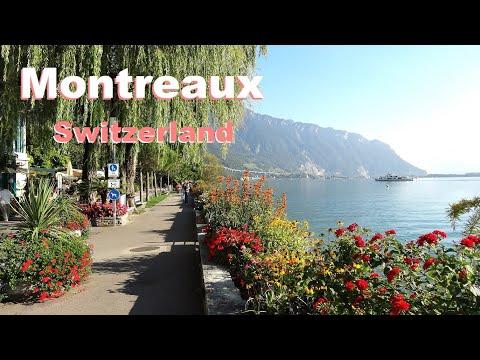 SWITZERLAND - MONTREAUX