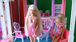 Игрушки Барби Жизнь в доме мечты все серии подряд сезон 8 (21 эпизод)