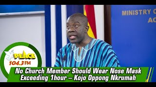 No Church Member Should Wear N…