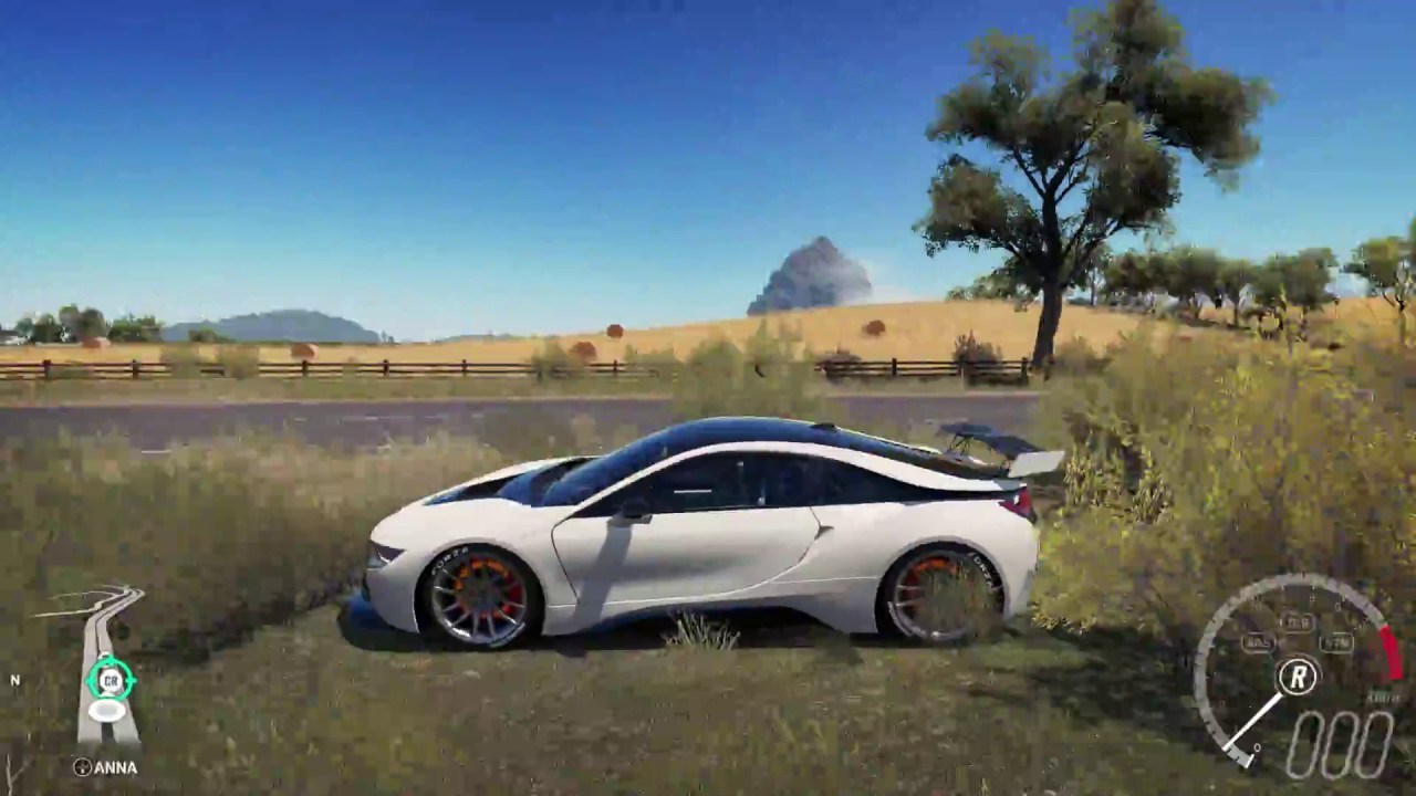Forza Horizon 3 Tuning 2015 Bmw I8 Top Speed Youtube