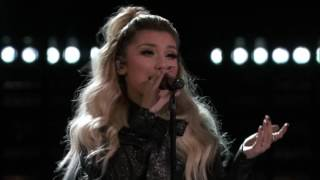 Dolly Parton, Miley Cyrus and Pentatonix Jolene   The Voice 2016 1