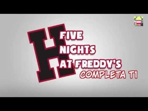 Ver #FNAFHS – Serie Animada- serie completa T1- #PELICULA en Español