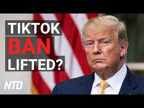 Researchers Hide China Army Ties; Trump: Tiktok Can Stay If US-owned; Exec Order Saves American Jobs