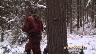 Охота на зайца с гончими. С Николаем Галкиным. Часть 1.