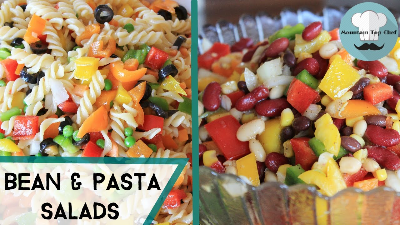 1 Bean 1 Pasta Salad Mtc Youtube