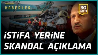 Bakandan skandal tren kazası yorumu…Basın kartında tekel…Bükreş'ten Ankara'ya red…Demirtaş duruşması