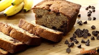 Brunch Recipes - How To Make Banana Chocolate Chip Bread
