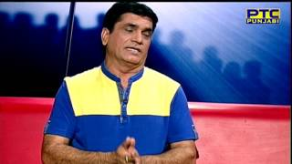 Vijay Dhammi In PTC Spotlight | Interview | PTC Punjabi | PTC Chakde