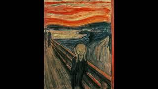 エドヴァルド・ムンク「叫び」の二次創作