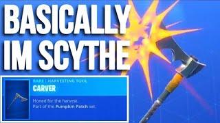 Basically the Scythe... Fortnite ITEM SHOP [October 13] | Kodak wK