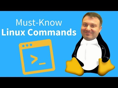 Basic Linux Commands Tutorial