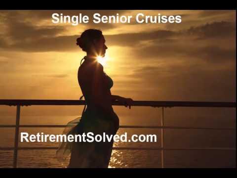 Single Senior Cruises - One of the Best Cruises for Seniors