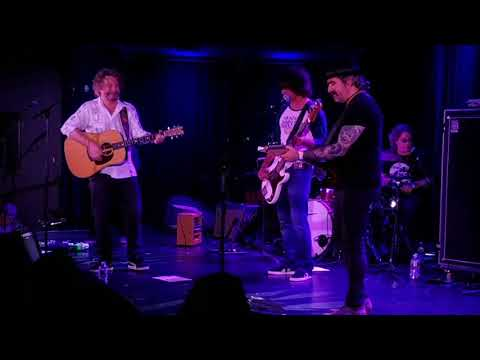 James Maddock with full band LPR NYC 8/17/17