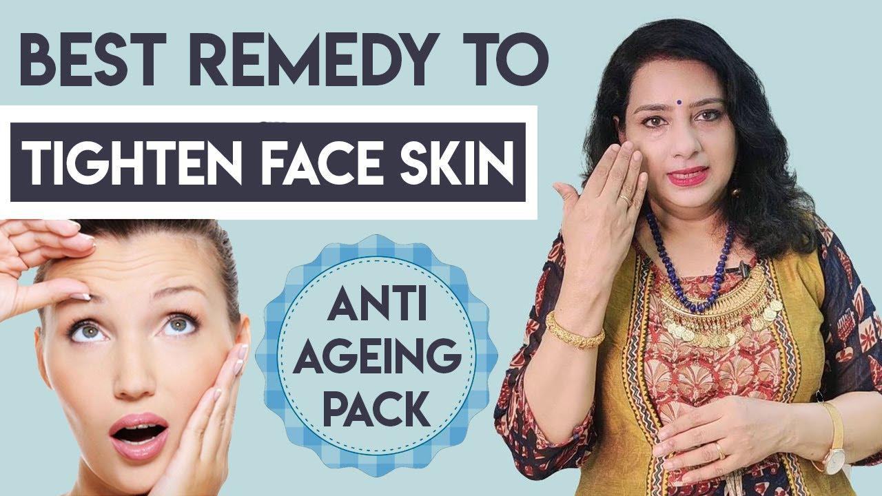 முகத்தில் வரும் கோடுகளை நீக்க Easy Tips | Anti- Ageing Natural Remedies | Vasundhara Tips