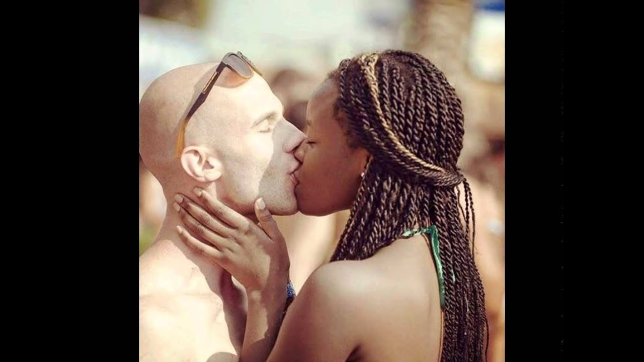 white men making love to black women