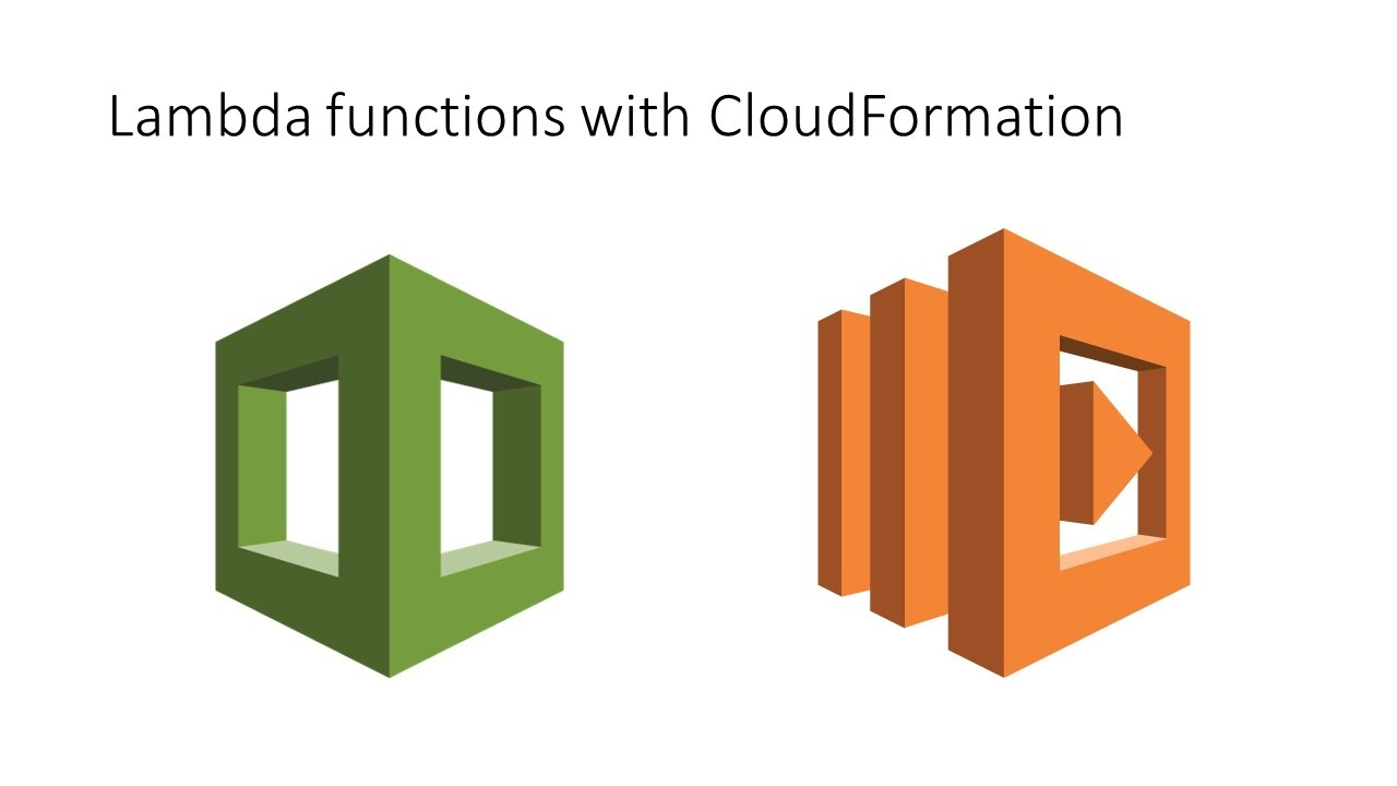 AWS Advanced - Lambda functions with CloudFormation