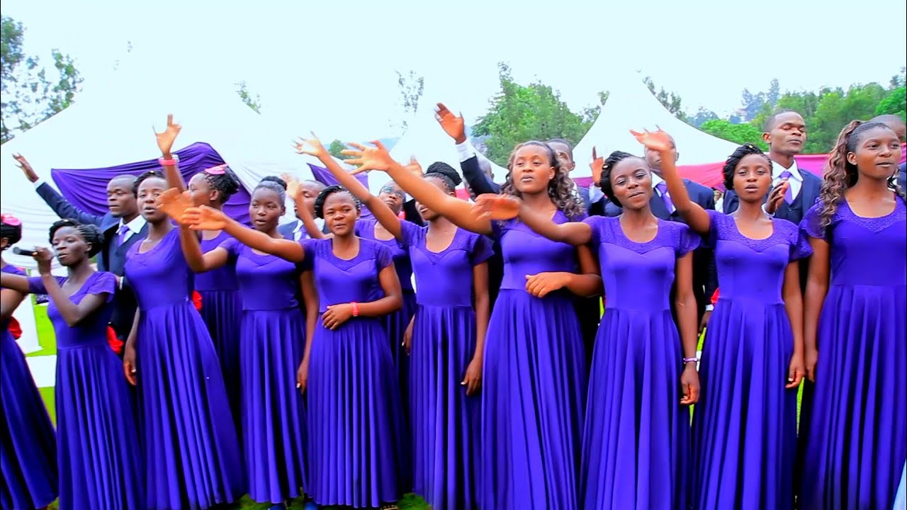 OMBI LANGU BY MAGENA MAIN YOUTH CHOIR
