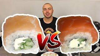 САМЫЕ ДЕШЕВЫЕ РОЛЛЫ vs САМЫЕ ДОРОГИЕ. Обзор доставки суши в Запорожье