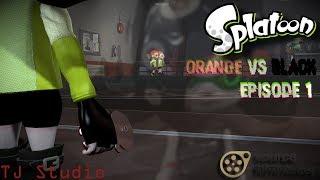 【Splatoon SFM】Orange VS Black「Episode 1」
