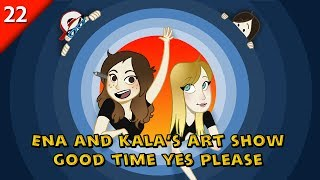 Community Art Show with Ena and Kala - Episode 22