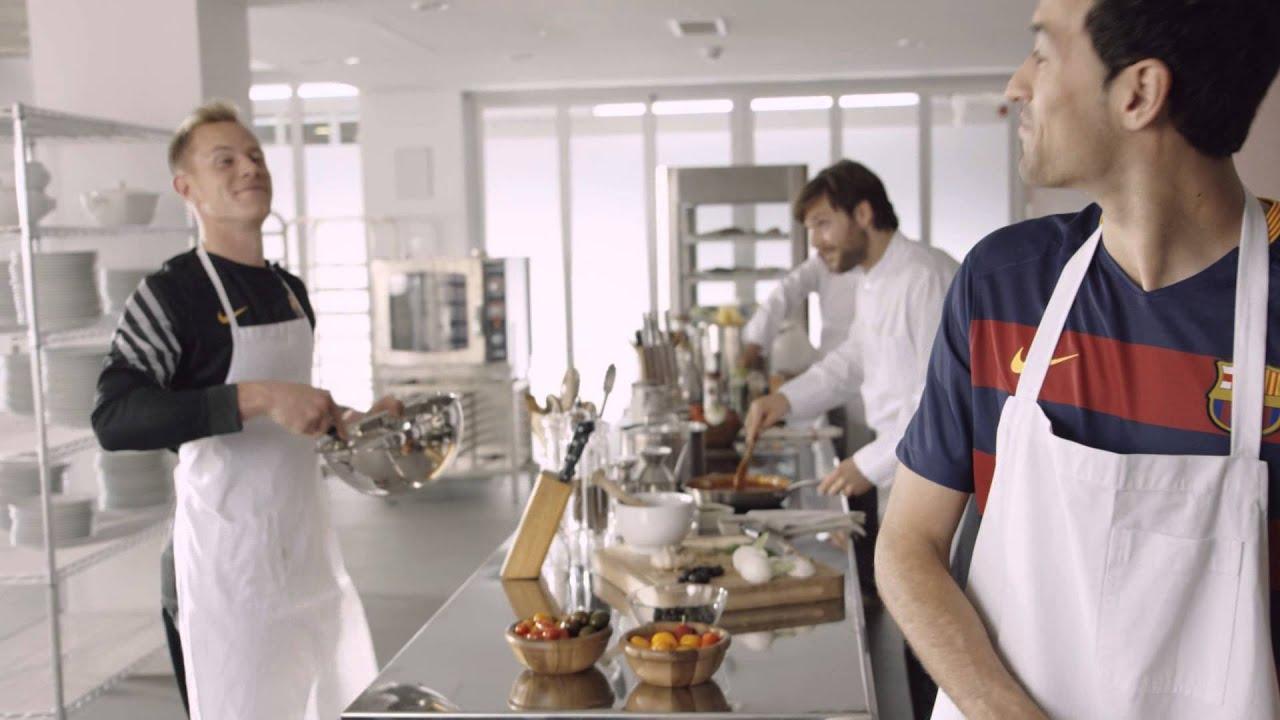 El nuevo anuncio del Barcelona con Allianz