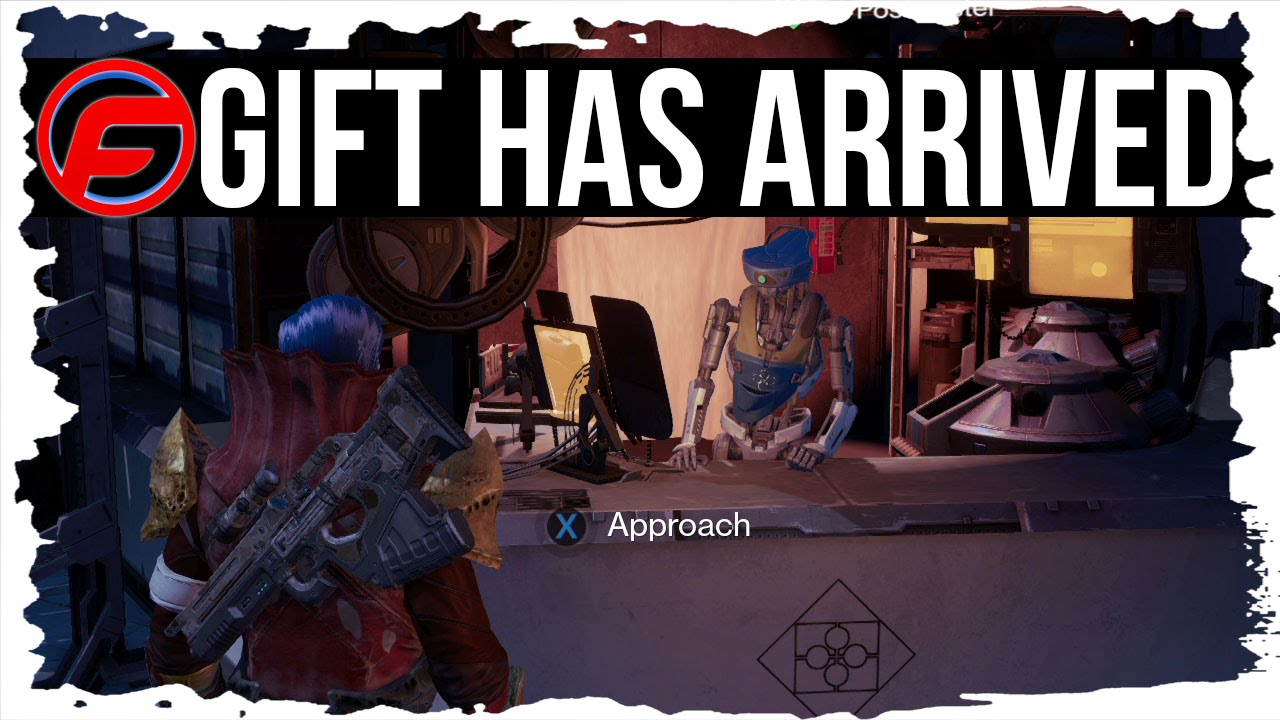 DESTINY CHRISTMAS GIFT from CRYPTARCH HAS ARRIVED LIVE AVAILABLE ...