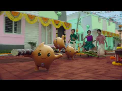 Nippon Paint | Happy Pongal | Tamil TVC