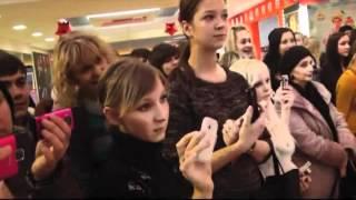 Алексей Воробеьв в Липецке (премьера