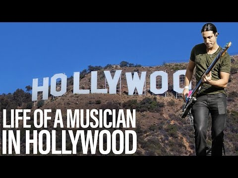Download Youtube: Vlog Series: The Life of a Professional Musician in Hollywood
