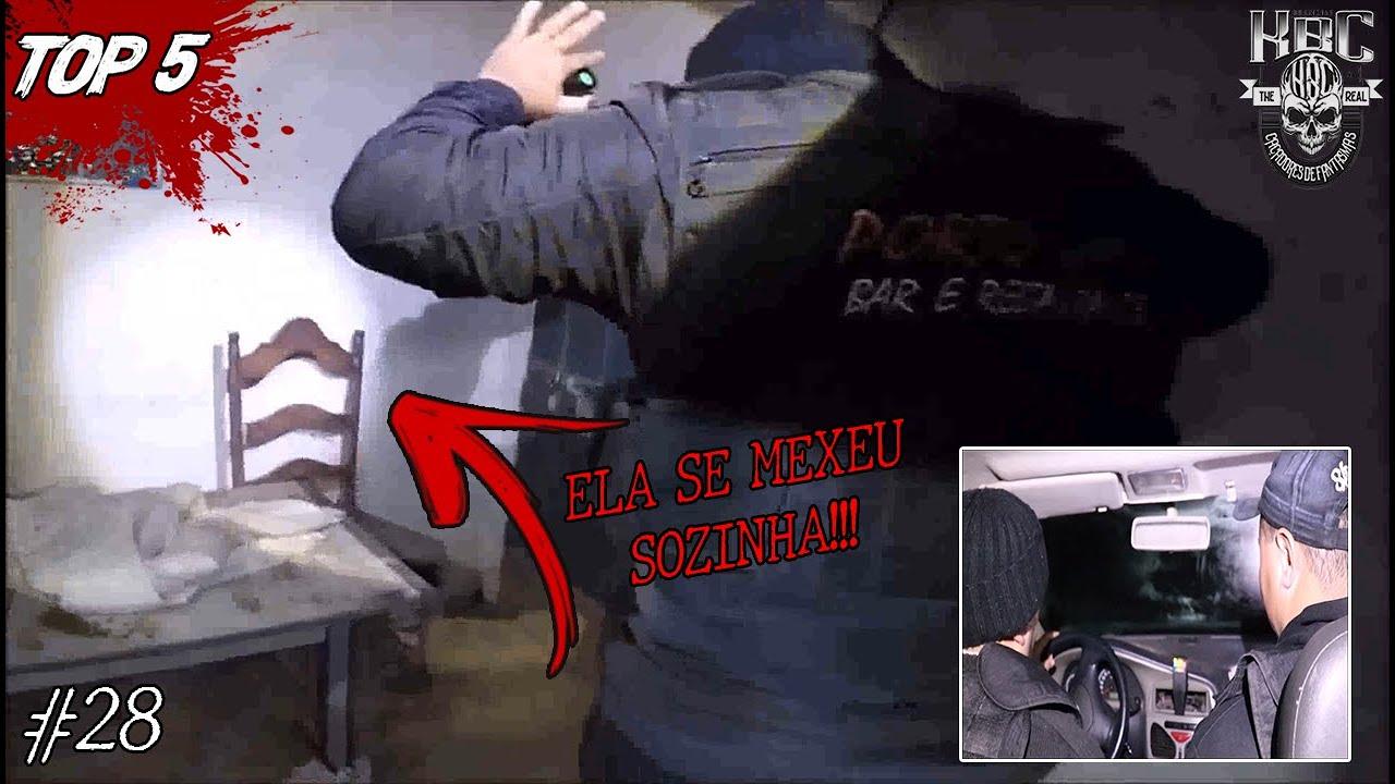 TOP 5 - DE FANTASMAS QUE PEGAM CARONA A ENTIDADES PERTURBADORAS NA MADRUGADA - EP 28