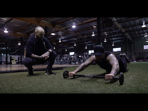 Strength & Conditioning Male Model Workout Routine w/ Taylor Ramsdell