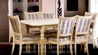 Стол обеденный деревянный Венеция. Venice Dining Wooden Table(Стол обеденный раскладной Венеция Страна производитель Украина Тип кухонного стола раскладной Форма..., 2016-05-17T08:58:58.000Z)
