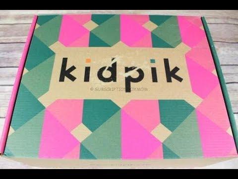 Kidpik February 2018 Children's Clothing Subscription Unboxing + Try Free #kidpik