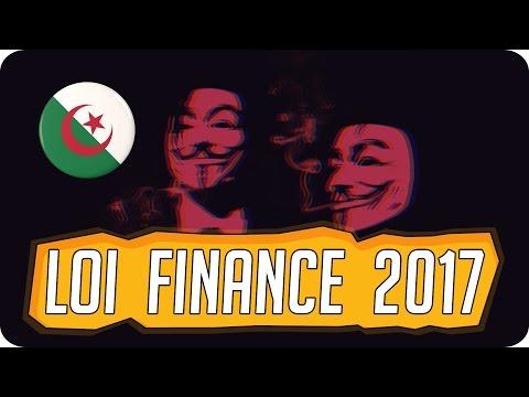 ANONYMOUS MESSAGE AU ALGÉRIENS - loi de finance 2017 - رسالة إلى الجزائريون -  قانون المالية