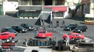 HD : Moteurs... Action! Stunt Show Spectacular (with Flash McQueen) - Walt Disney Studios