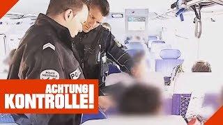 Grenzkontrolle im Schnellzug: Was findet die Polizei? 1/2 | Achtung Kontrolle  |