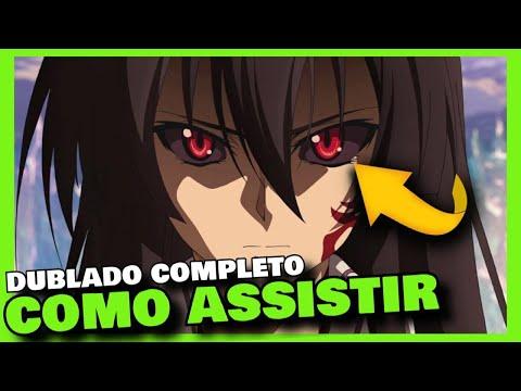 Assistir Akame Ga Kill Dublado E Legendado Anime Netflix 1