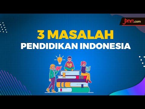 Jokowi Ungkap 3 Masalah Yang Harus Dirombak Dunia Pendidikan