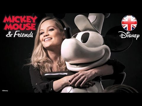 MICKEY MOUSE | Stars Celebrate Mickey 90 - Behind the Scenes with RANKIN | Official Disney UK