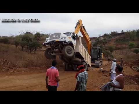 TRUCK & HEAVY EQUIPMENT: Accidents-Disasters-Fails