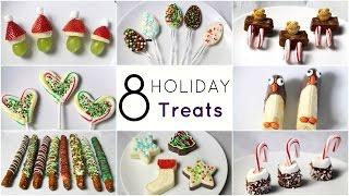 DIY- 8 EASY HOLIDAY TREAT IDEAS! Thumbnail
