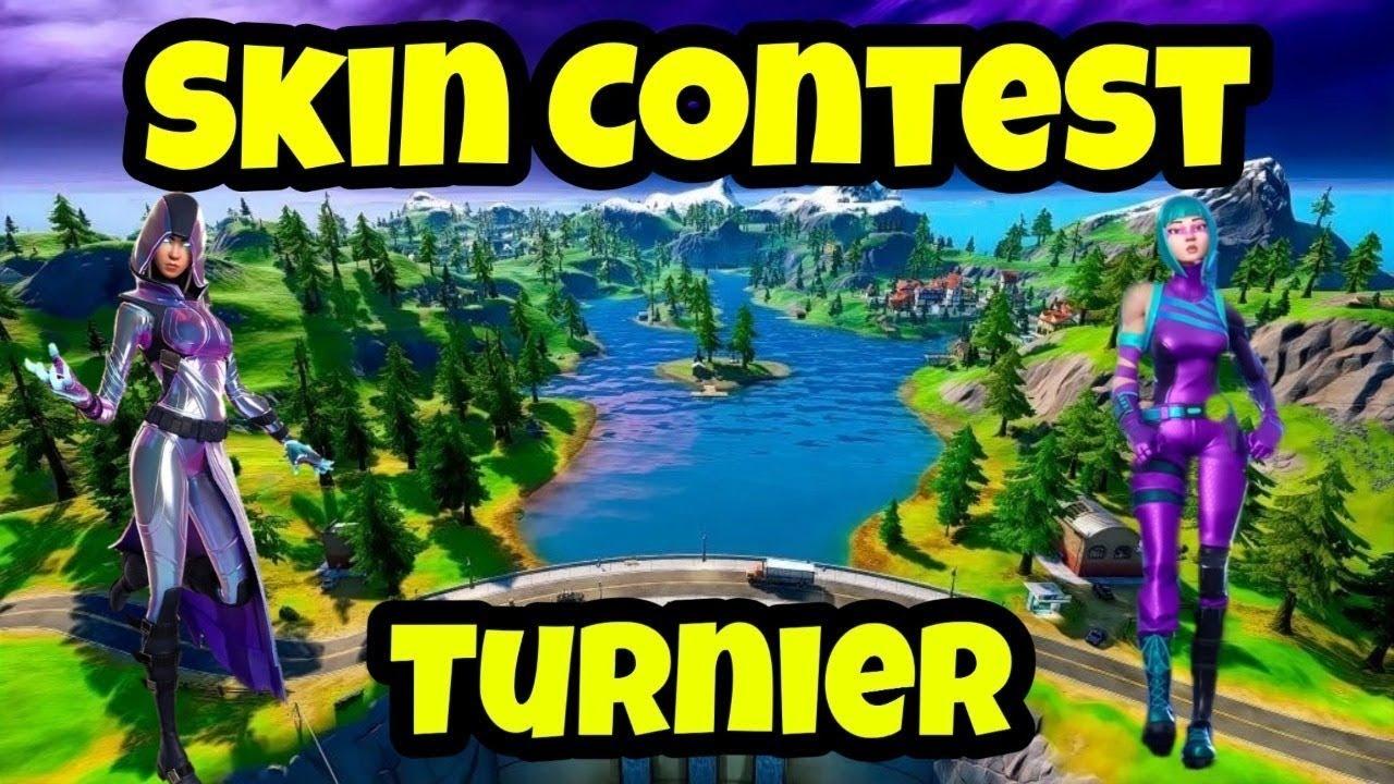 Skin Contest Turnier Live🔥Jeder kann mitmachen!🏆Guten Morgen Stream! |Jordi