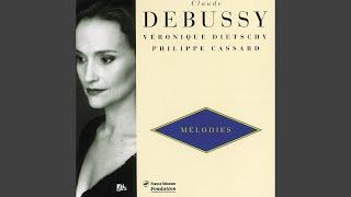 Debussy: Fêtes galantes, Premier receuil, L. 80 - No. 3, Clair de lune