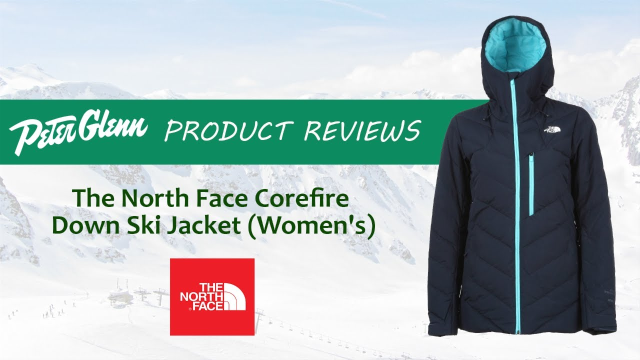 fa1df6141 The North Face Corefire Down Ski Jacket (Women's)   Peter Glenn