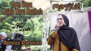 Download Lagu Mayjuz - Annisa Rahman Not Tu7uh [Open House Majelis Nurul Musthofa] mp3