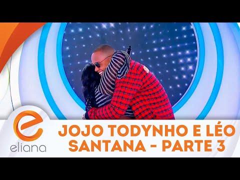 Jojo Todynho e Léo Santana - Parte 3 | Programa Eliana (22/04/18)
